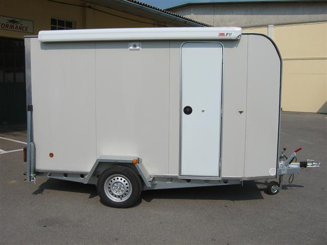 Rimorchi furgoni usati in vendita, cerco vendo rimorchi furgoni